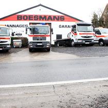 Dépannage Boesmans - Wanze - Accueil