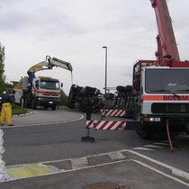 Dépannage Boesmans - Wanze - Levage & redressement poids lourd