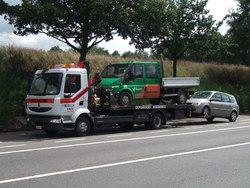Dépannage Boesmans - Camionettes