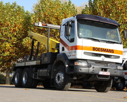 Dépannage Boesmans - flotte